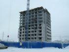 Ход строительства дома №8 в ЖК Аквамарин - фото 3, Декабрь 2016