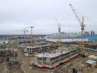 Ход строительства дома Литер 22 в ЖК Светлоград - фото 17, Ноябрь 2020