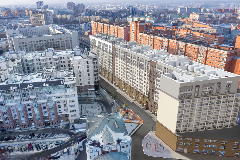 ТОП-5 новостроек бизнес-класса в Нижнем Новгороде с самыми доступными квартирами - фото 2