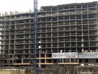 Ход строительства дома Литер 1 в ЖК Династия - фото 41, Декабрь 2018