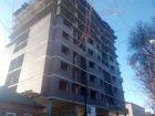 ЖК Дом 35 Линия - ход строительства, фото 24, Февраль 2018