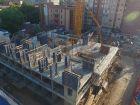 ЖК ПАРК - ход строительства, фото 29, Август 2020