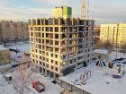 Ход строительства дома № 1 второй пусковой комплекс в ЖК Маяковский Парк - фото 61, Январь 2021