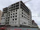 ЖК Лайнер на Барминской - ход строительства, фото 61, Апрель 2021