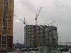Ход строительства дома № 20 в ЖК ЮГ - фото 11, Март 2017
