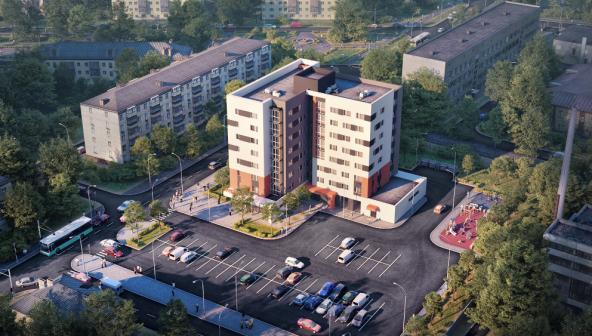 Квартиры в отделке WHITE BOX* появятся в Канавинском районе