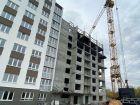 Ход строительства дома № 7 в ЖК Заречье - фото 2, Октябрь 2020