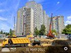 ЖК Кристалл 2 - ход строительства, фото 6, Июнь 2021