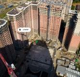 Ход строительства дома Литер 2 в ЖК Парк Победы -