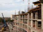 Жилой дом Кислород - ход строительства, фото 87, Октябрь 2020