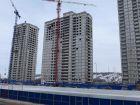 Ход строительства дома № 5 в ЖК Аквамарин - фото 3, Апрель 2018