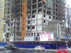ЖК Олимп - ход строительства, фото 22, Ноябрь 2016