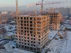 Ход строительства дома № 1 второй пусковой комплекс в ЖК Маяковский Парк - фото 56, Февраль 2021