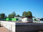 Ход строительства дома №14 в ЖК Каменки - фото 19, Август 2014
