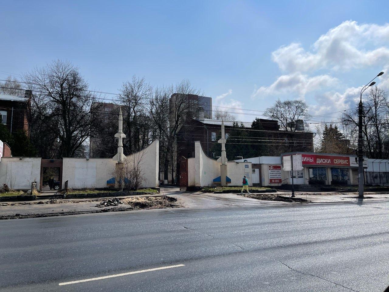 Территорию у подземного перехода около Дворца спорта благоустроят в Нижнем Новгороде - фото 1