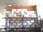 Ход строительства дома Литер 1 в ЖК Рубин - фото 19, Июль 2020