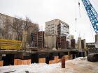 ЖК Розмарин - ход строительства, фото 73, Февраль 2019