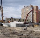Ход строительства дома Секция 27, 28 в ЖК Северная Звезда -