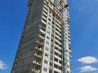НЕБО на Ленинском, 215В - ход строительства, фото 1, Август 2020