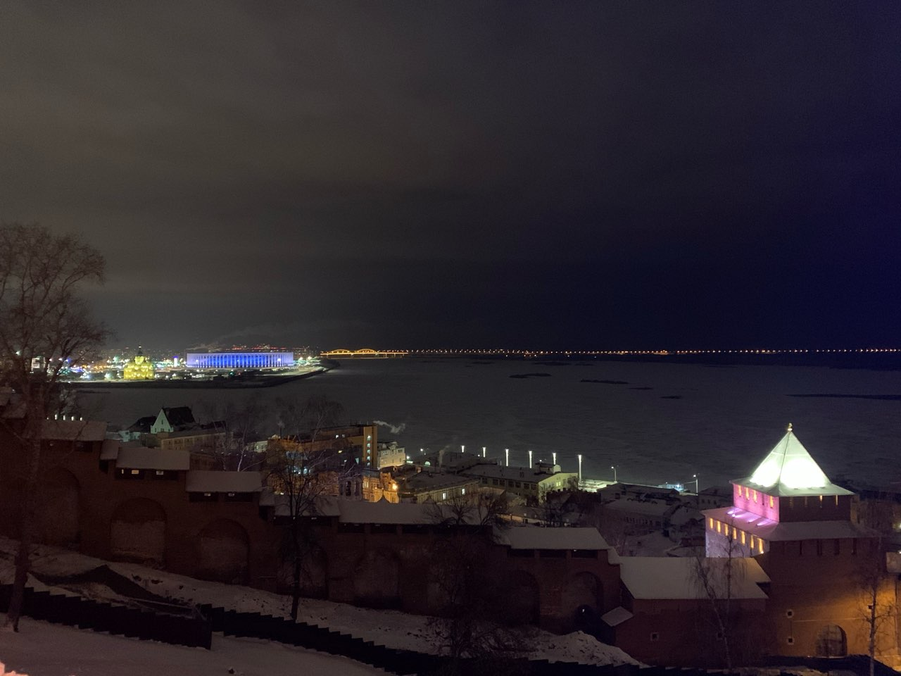 «Нижнему Новгороду нужен мастер-план по подсветке» - Роман Улитин