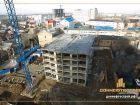 ЖК Центральный-2 - ход строительства, фото 127, Декабрь 2017