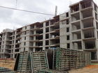 Ход строительства дома № 18 в ЖК Город времени - фото 82, Август 2019