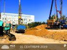 Ход строительства дома Литер 1 в ЖК Рубин - фото 44, Август 2019
