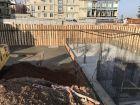 Ход строительства дома на Минина, 6 в ЖК Георгиевский - фото 49, Октябрь 2020