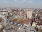 ЖК Ленина, 46 - ход строительства, фото 27, Май 2021