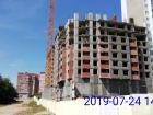 ЖК Новая Тверская - ход строительства, фото 72, Июль 2019