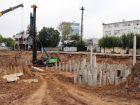 Ход строительства дома № 1 в ЖК Книги - фото 70, Август 2020
