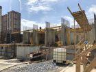 Ход строительства дома Литер 1 в ЖК Династия - фото 49, Май 2018