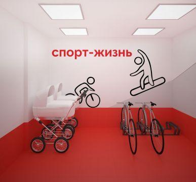 ЖК Олимпийский - фото 17