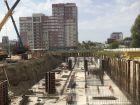 Ход строительства дома № 2 в ЖК Облака - фото 6, Сентябрь 2020