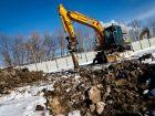 Ход строительства дома № 2 в ЖК Каскад на Автозаводе - фото 37, Февраль 2021