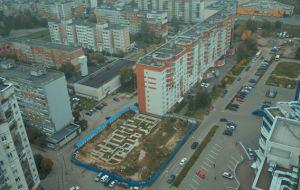 Жилой дом №2 «б» (по генплану) на ул. Касьянова, микрорайон 5 «Верхние Печеры»