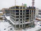 Ход строительства дома № 1 первый пусковой комплекс в ЖК Маяковский Парк - фото 60, Декабрь 2020