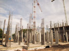 Жилой дом Кислород - ход строительства, фото 98, Сентябрь 2020