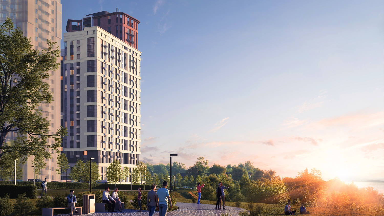 Строительство ЖК «Дом на Набережной» может завершиться досрочно