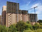 Ход строительства дома № 6 в ЖК Звездный - фото 40, Сентябрь 2019
