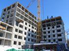 ЖК Лайнер на Барминской - ход строительства, фото 63, Март 2021