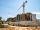 ЖК Zапад (Запад) - ход строительства, фото 44, Июль 2019