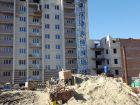 Ход строительства дома Секция 3 в ЖК Сиреневый квартал - фото 34, Март 2020
