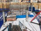 Клубный Дом на Циолковского - ход строительства, фото 10, Март 2021