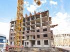 Ход строительства дома Литер 5/1 в ЖК Вересаево - фото 4, Ноябрь 2020